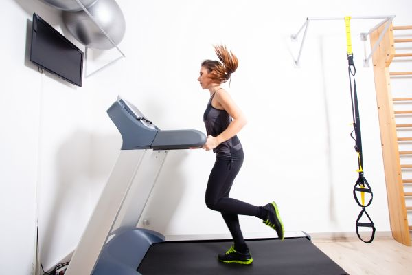 treadmill home workout