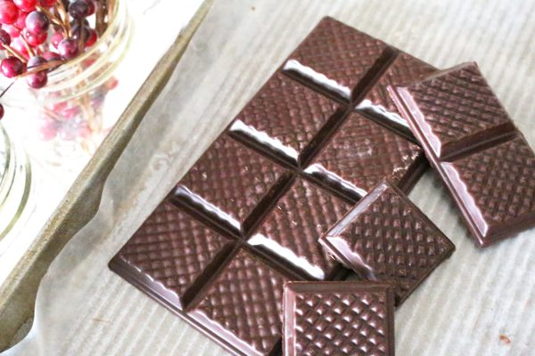 Направете си едно домашно здраво чоколадо