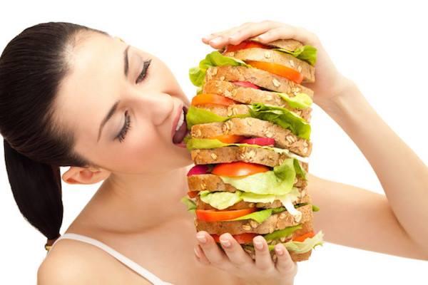 Што ако не можете да престанете со желбата да сакате нездрава храна?